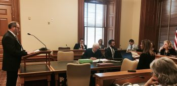 ASBM Chair Testifies in Support of KS Biosimilar Bill