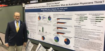 ASBM Presents Poster at DIA Annual Meeting